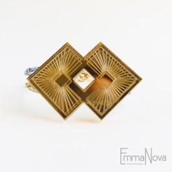 Unikt Art Deco Armbånd...